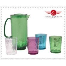 2015 Colorful Plastic Jugs with Cups