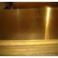 Messingplatte C22000 / C26000 / C27000 / C28000