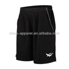 2014 pantalones cortos de tenis personalizados para hombre