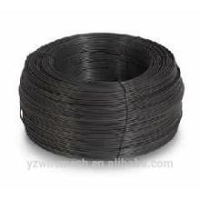 Alambre de hierro recocido negro fabricado por fábrica