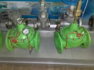 Fire protection 700X Pump Water Control Valve with ISO & CE certificate