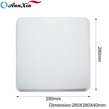 High Quality 8 dBi uhf Active Rfid Panel Antenna