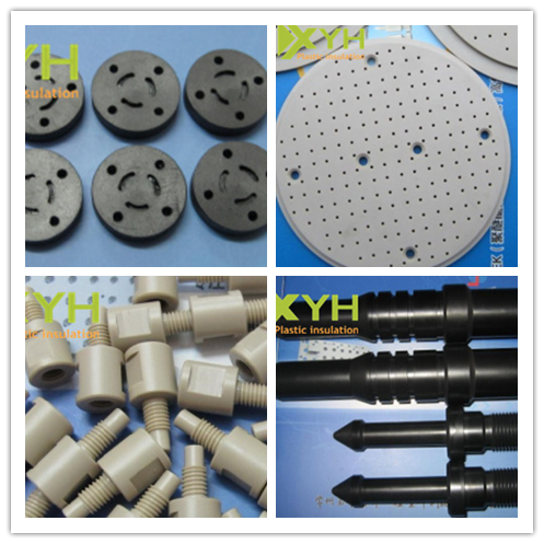 PEEK Plastic Sheet Components