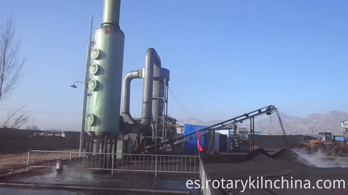 Industry Coal Slime Drying Machine