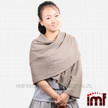 Cashmere Knit Poncho