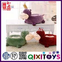 Melhor crianças presente especial plush toys animal sofá