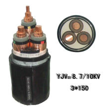 Electric / 3 Core / XLPE isolent le câble d'alimentation
