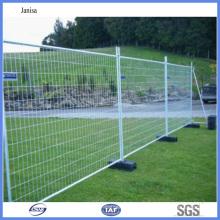 Временный забор с пластиковыми ножками (ТС-J604)