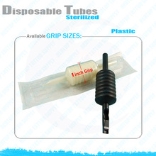 Sterilized disposable tattoo tubes ABS