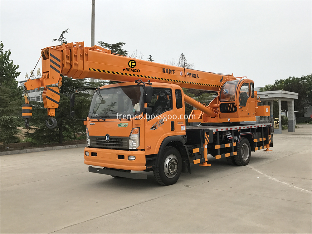 truck crane 10t