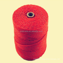 sheep farming electric fence poly wire and rope with factory price