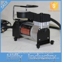 Infladores del neumático del compresor de aire del coche del certificado DC12V de HF-5021CE Compresor de aire portátil del metal del compresor de aire portátil