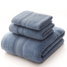 Bath Towel 6-piece Set Classic Grey Towels