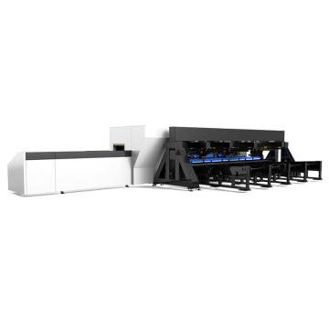 Fiber Laser Cutting Machine for Steel/Copper/Plate