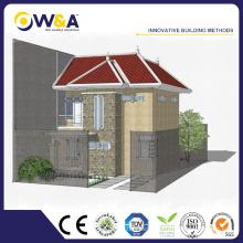 (WAD4001-100M) China Concrete Modular Homes und Preise Modular Homes Verkauf Vorgefertigte Townhouses