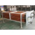 Bobines d'échangeur de chaleur en tube de cuivre