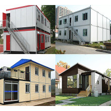 Prefabricated Design Structural Steel Frame House