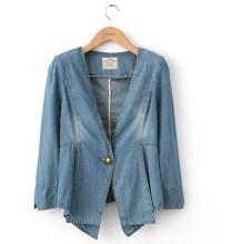 Women Fashion Denim Jacket S141301