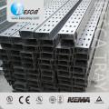 Bandeja de cabo perfurada elétrica de HDG (UL, CE, fabricante certificado)