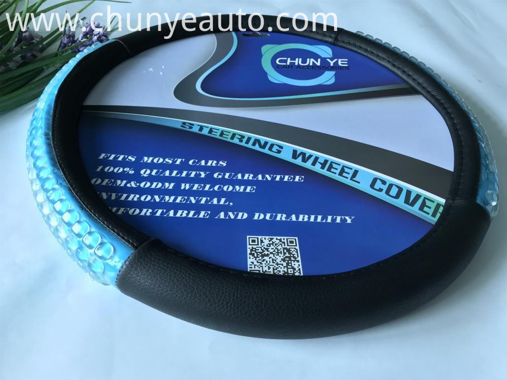 new arrival plastic steering wheel cover