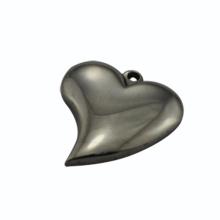Alibaba fornecedor, 2014 moda pingente de coração de aço inoxidável, pingente romântico