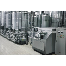 milk homogenizing machine/homogenizer/milk pasturizer/dairy plant