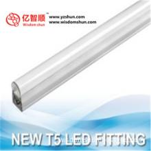 Iso9001 no flicker high quality 4000k 4ft 18w t5 led retrofit tube