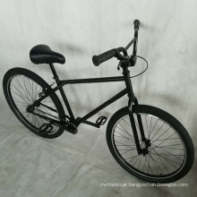 2020 20 Inch Steel Freestyle Bicycle Single Speed