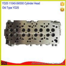 Amc 908 505 11040-5m000 11040-5m301 11040-5m302 Yd25 Zylinderkopf für Nissan