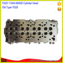 Amc 908 505 11040-5m000 11040-5m301 11040-5m302 Yd25 Cylinder Head for Nissan