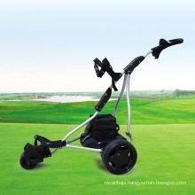 Marshell Facility Three Wheels Electric Golf Trolley (DG12150-A/1)