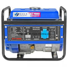 Generador de gasolina 1kw con marco de metal