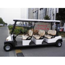 Chariot de golf pas cher à vendre avec 6 sièges