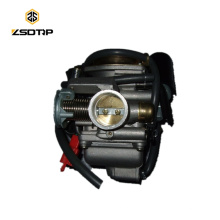 SCL-2012030978 GY6-125 PZ22W carburador de motocicleta de piezas de motocicleta