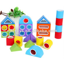 Wooden Educational Kids Block Toys