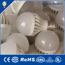 Iluminação do diodo emissor de luz da economia de energia do bulbo do UL UL 5W E27