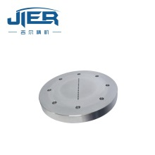 Small hole machining of stainless steel and materials
