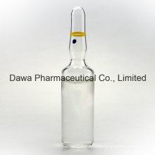 Inyección de bromuro de butilo Hyoscine 200mg farmacéutica