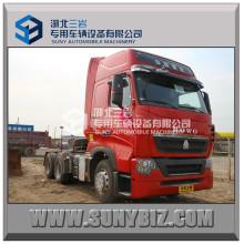 Sinotruk HOWO T7h 6X4 290-540HP Tracteur