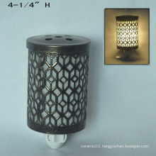 Electric Metal Plug in Night Light Warmer-15CE00891