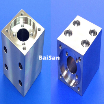 Customized Precision Aluminum Alloy Hydraulic Manifolds
