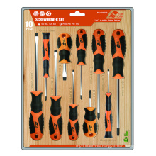 common hand chrome vanadium screwdriver tool set