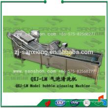 China Industry Fruit Washing Machine