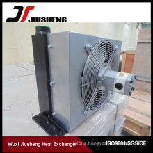 Brazed Plate Fin Oil Cooler For Hydraulic Oil Cooling System