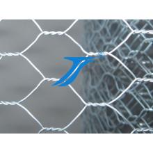 Malla de alambre hexagonal galvanizada de alta calidad / malla hexagonal
