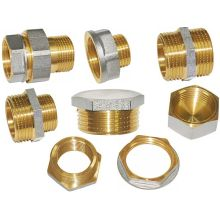 Brass Pipe Fitings (a. 7008)