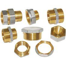 Ajustes de tubos de latón (a 7008)