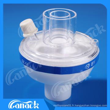 Filtre Hmef jetable stérile chirurgical