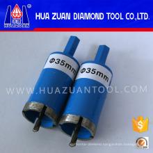 35mm Sintered Diamond Drill Bit for Stone Slab Drill Hole