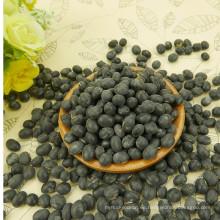 Granos negros grandes orgánicos de la alta calidad con el núcleo amarillo / la soja negra con precio de fábrica verde del núcleo
